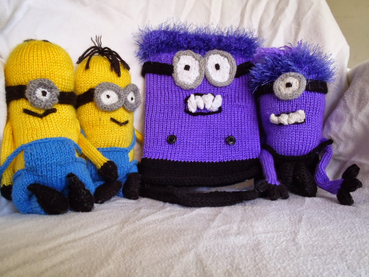 Minions Tablet Cover Evil Version