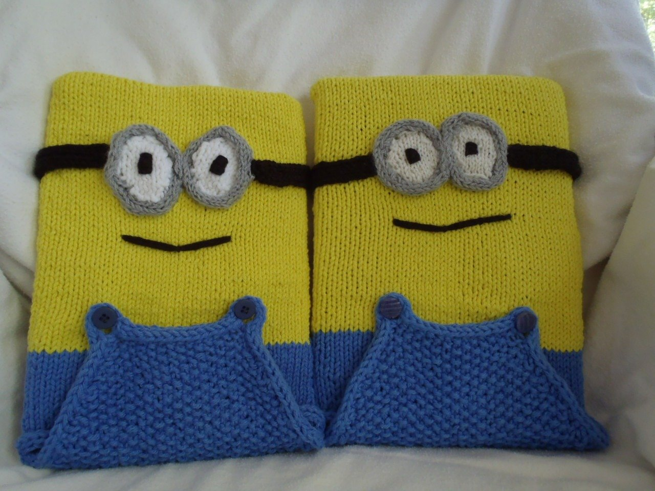 Minions Tablet Cover