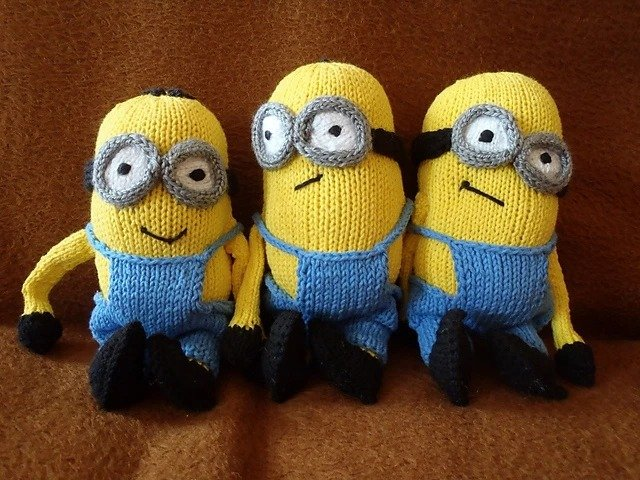 completed Minons